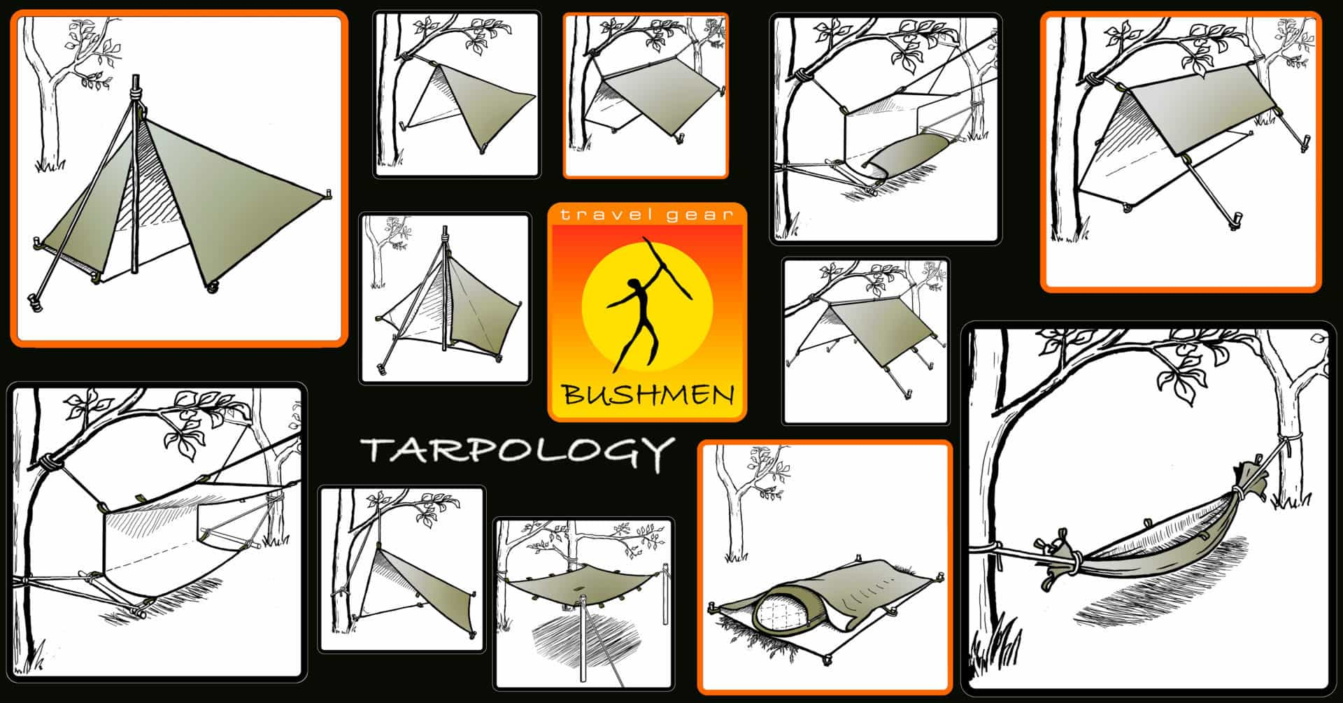 BUSHMEN Thermo – Tarpology