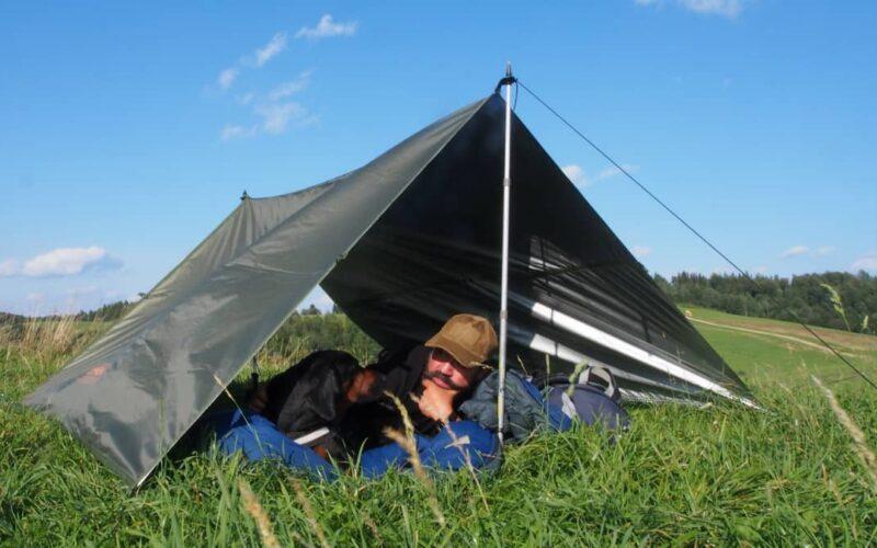 Thermotarp - namiot