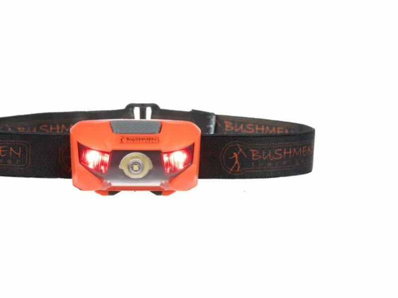Stirnlampe SMART - Beleuchtungstufen