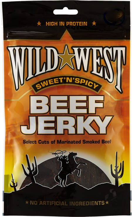 Beef Jerky SWEET N'SPICY