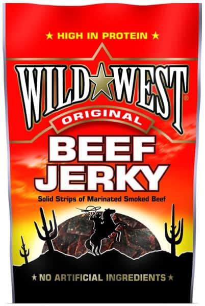 Wild West Beef Jerky Original
