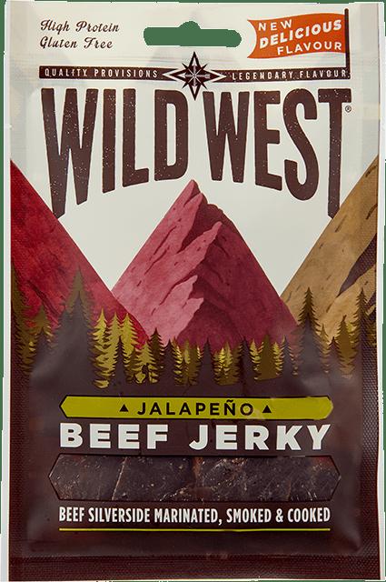 beef jerky jalapeno