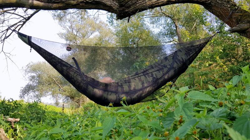 Hammock Mosquito net black