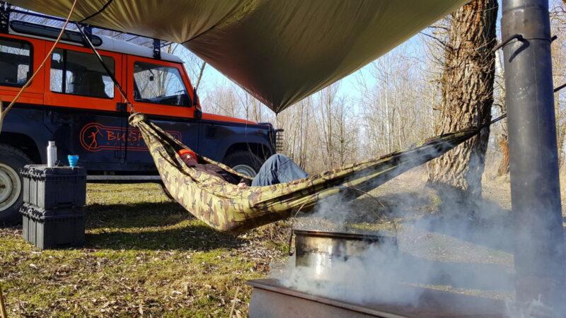 4x4 & hammock camo